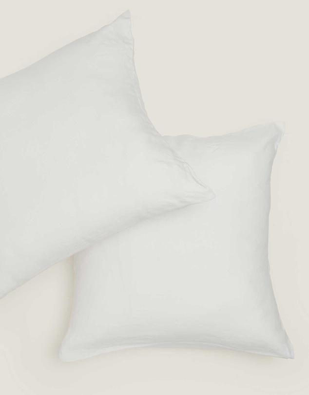 Life 100% Linen European Pillowslip Set