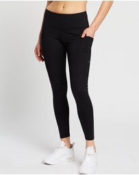 Virus - ECo61 CoolJade™ ATHENA Compression Leggings