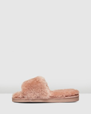 Hush Puppies Lust - Slippers & Accessories (Winter Blush)
