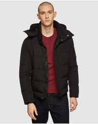Oxford - Aiden Hoody Puffa Jacket