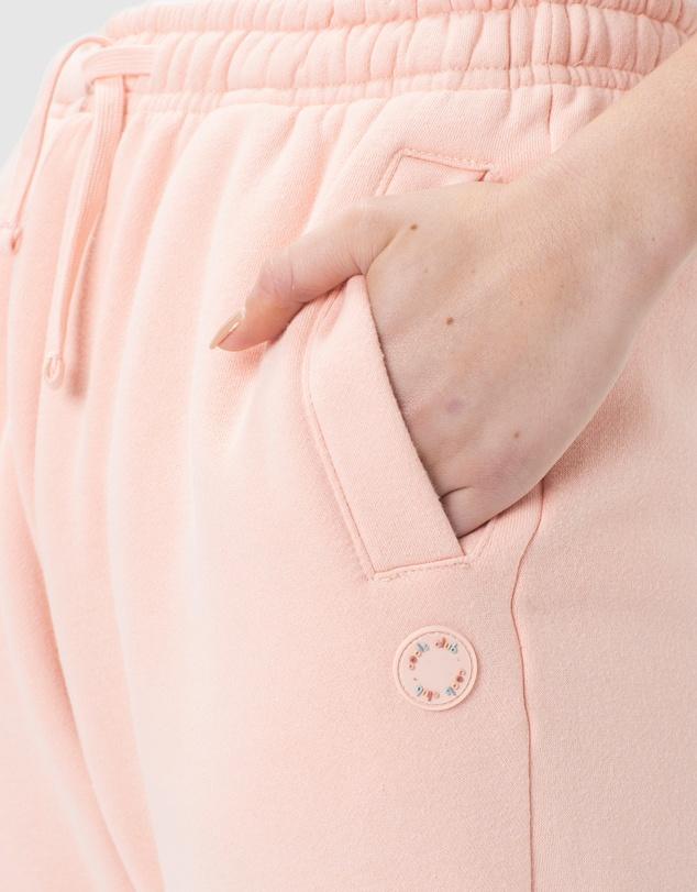 Women Retro Cools Fleece Pants