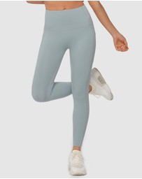 Lorna Jane - No Ride Booty Ankle Biter Leggings