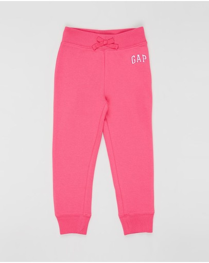 babyGap - Fleece Logo Pants - Babies-Kids
