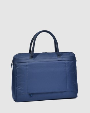Hedgren - Olga - Handbags (Dress Blue) Olga