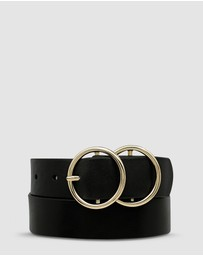Status Anxiety - Mislaid belt - black/gold