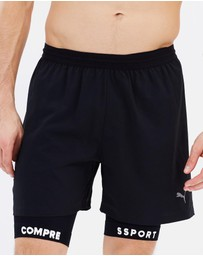 Compressport - Run Compression Shorts