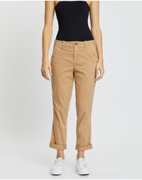 Gap - Girlfriend Twill Chinos