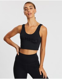 Nimble Activewear - Hold Your Pose Bra