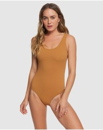Roxy - Womens Seas The Day One Piece Swimsuit