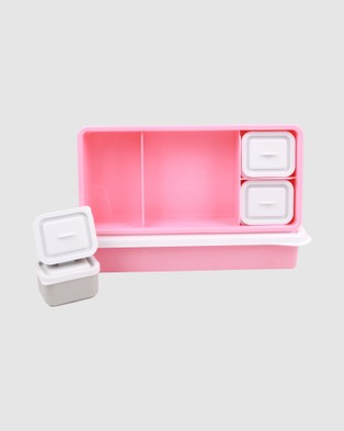 Love Mae Lunch Box - Lunchboxes (Pink)