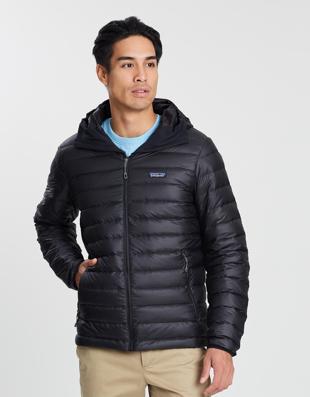 Patagonia - Down Sweater Hoodie - Men's