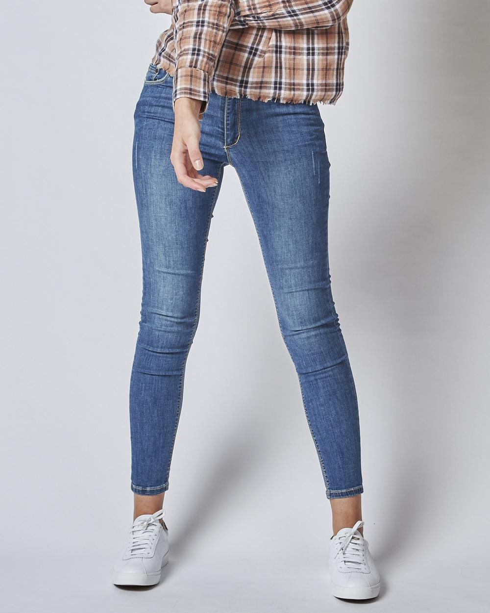 DRICOPER DENIM Miranda Jeans Blur Blue Australia