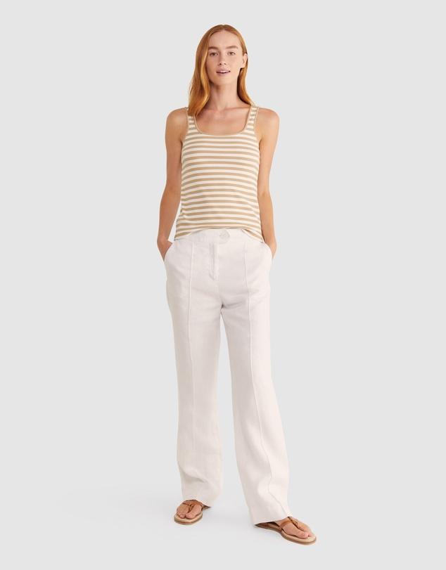 Women Freya Linen Pants