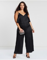 Atmos&Here Curvy - ICONIC EXCLUSIVE - Georgie Jumpsuit