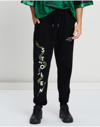 Stolen Girlfriends Club - Razor Snake Track Pants