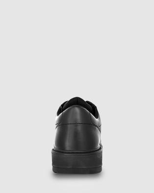 Ascent Scholar   B Width - School Shoes (Black)