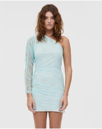 Manning Cartell - Glitz Blitz Asymmetric Dress