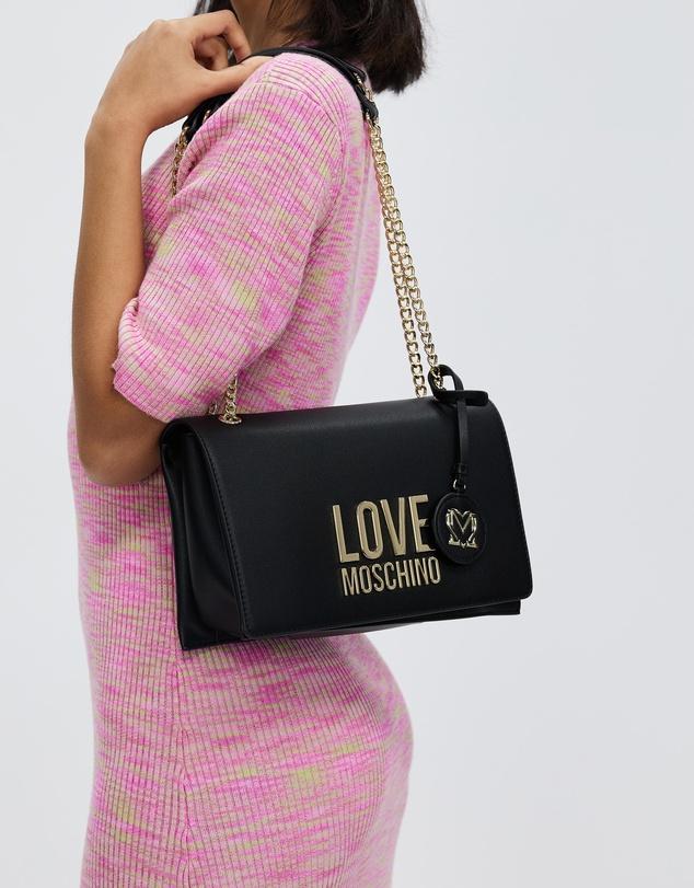 Women Bonded PU Convertible Bag