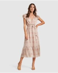 Forever New - Marni Shirred Tiered Dress