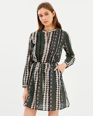 Solito – Northern Lights Lattice Dress