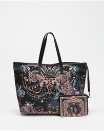 Camilla - East West Tote