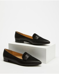 Atmos&Here - Cara Leather Loafers
