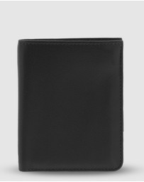 Cobb & Co - Mitchell RFID Safe Leather Wallet