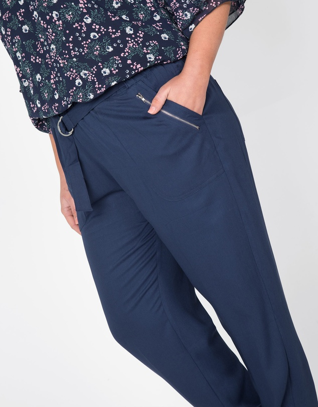 Love Your Wardrobe - Sorrento Casual Pants