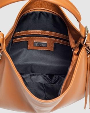 Marlafiji Samantha Shoulder Bag - Bags (Brown)