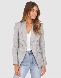 Madison The Label - Hazel Blazer