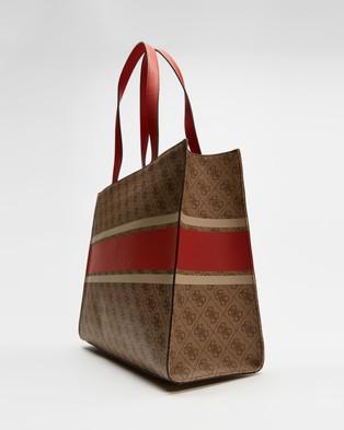 Guess Monique Tote - Bags (Orange)