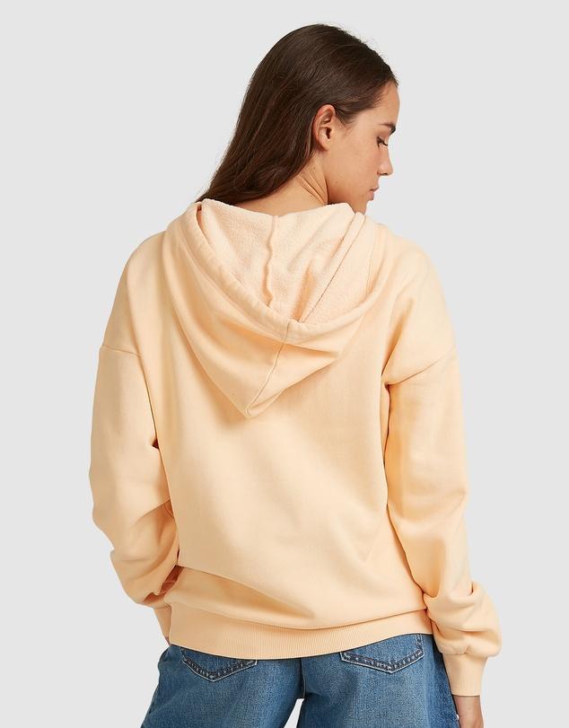 Women Womens Wave Of Light Fleece Hoodie