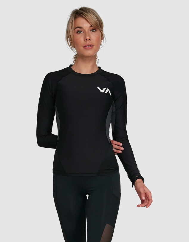 RVCA - Compression Long Sleeve Top