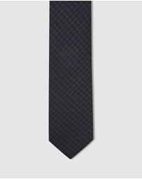Oxford - Check Tie