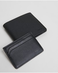 HUGO - Card Holder and Wallet Set