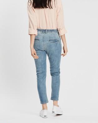 DRICOPER DENIM Trek Jeans - Crop (Blue)