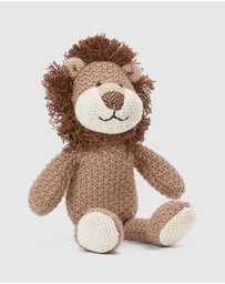 Nana Huchy - Hunter The Lion Baby Rattle