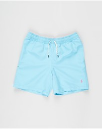 Polo Ralph Lauren - Traveler Swimwear Boxer Shorts - Teens