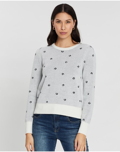 Banana Republic - Hope Baby Puff Crew Sweater