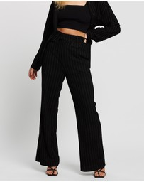 Third Form - Picnic Stripe Tailored Trousers