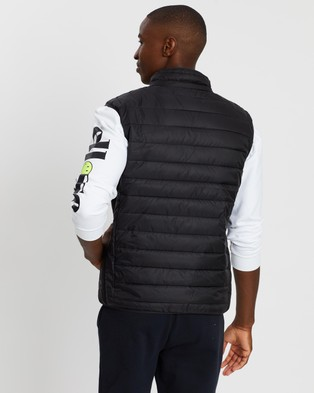 Ellesse Bardy Vest - Coats & Jackets (Black)