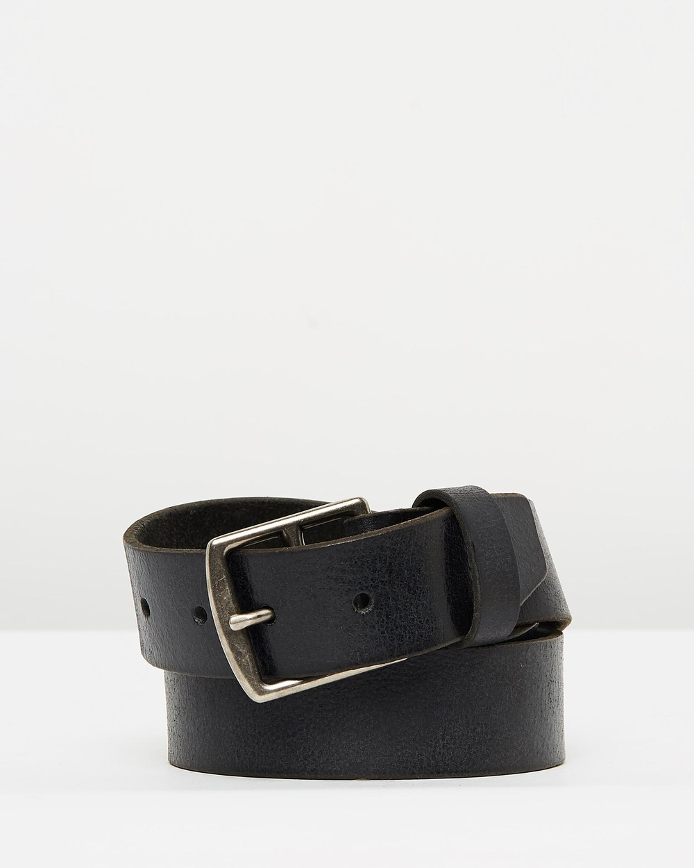 Loop Leather Co State Route Belts Black