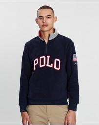 Polo Ralph Lauren - Polar Fleece Long Sleeve Knit