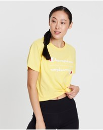 Champion - Sporty Crop Tee