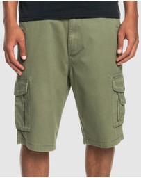 Quiksilver - Mens Cruicial Battle Cargo Walk Short