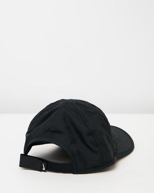 Nike Featherlight Cap - Headwear (Black & White)