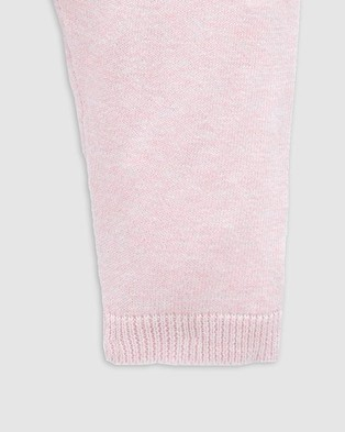Purebaby Essentials Leggings   Babies - Pants (Pale Pink)