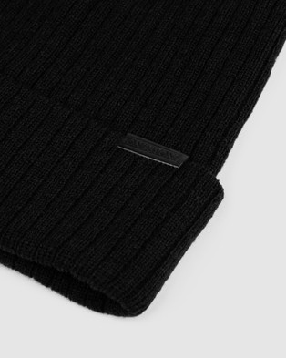 ONEBYONE Bobby Beanie - Headwear (Black)