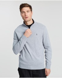 Polo Ralph Lauren - Long Sleeve Double Jersey Knit