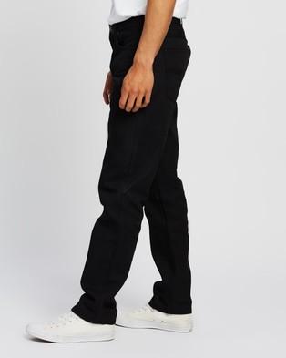 Nudie Jeans Gritty Jackson - Jeans (Dry Black Yardage)